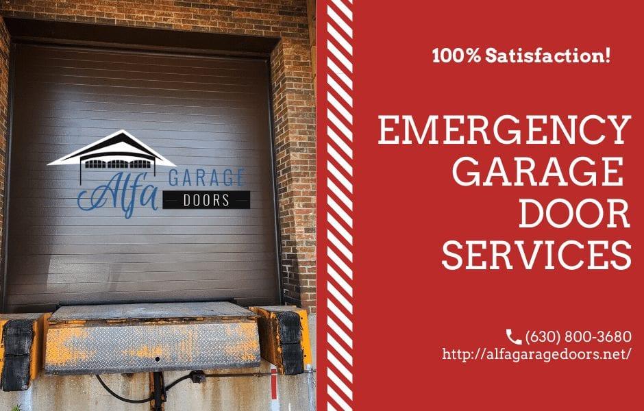alfa garage door