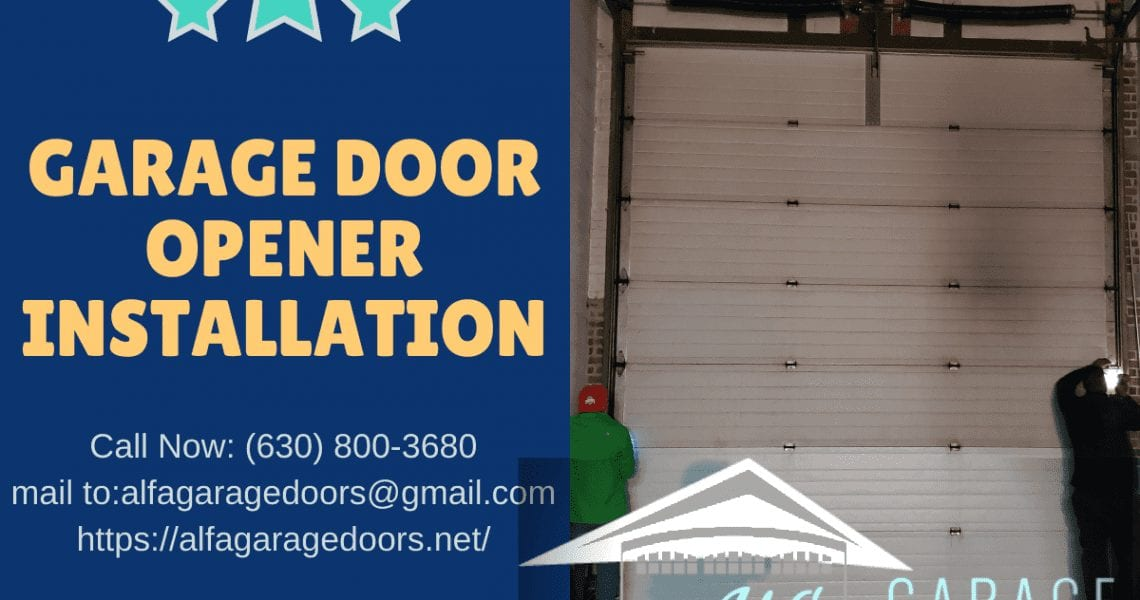 Garage Door Spring Installation